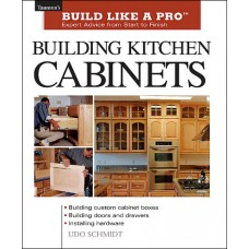 Building Kitchen Cabinets (Print Product)