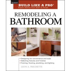 Remodeling a Bathroom