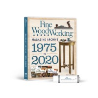 2020 Fine Woodworking Archive (USB)