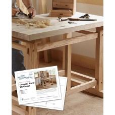 Compact, Sturdy Workbench (Digital Plan)