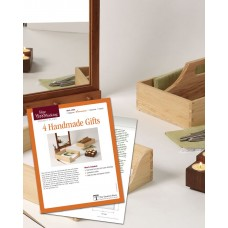 Fine Woodworking 4 Handmade Gifts (Digital Project Plan)