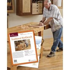 Traditional Workbench (Digital Plan)