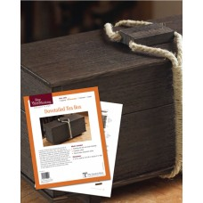 Dovetailed Tea Box (Digital Plan)