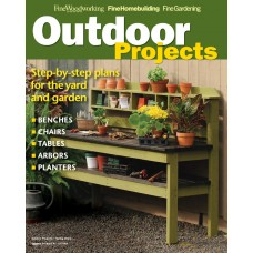Outdoor Projects - Spring 2021