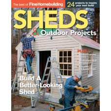 Sheds & Outdoor Projects Spring 2020