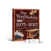 2021 Fine Woodworking Archive (USB)