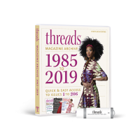 2019 Threads Archive (USB)
