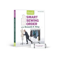 Smart Sewing Order with Kenneth D. King (USB)
