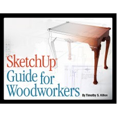 SketchUp Guide for Woodworkers (eBook)