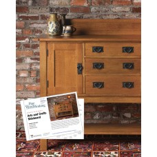 Arts and Crafts Sideboard (Digital Plan)