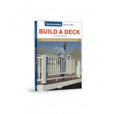 Fine Homebuilding How-To DVD: Build a Deck