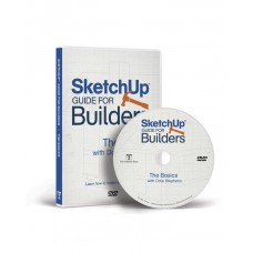 SketchUp® Guide for Builders: The Basics (DVD)