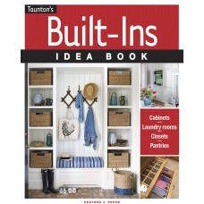 Built-Ins Idea Book (eBook PDF)
