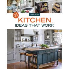 All New Kitchen Ideas That Work (eBook PDF)
