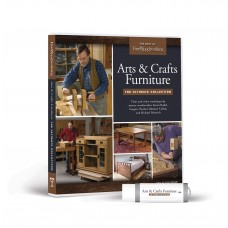 Arts & Crafts Furniture: The Ultimate Collection