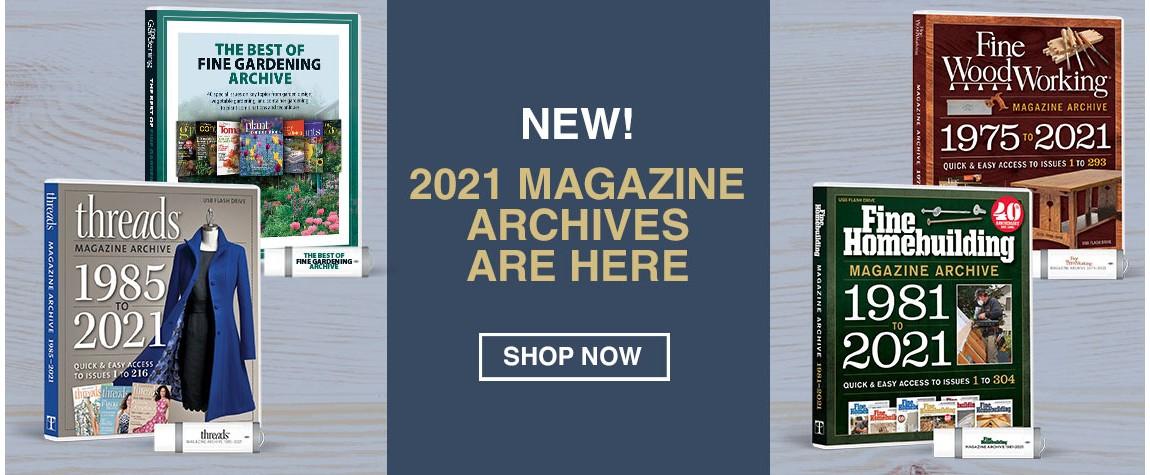 2020 Magazine Archives