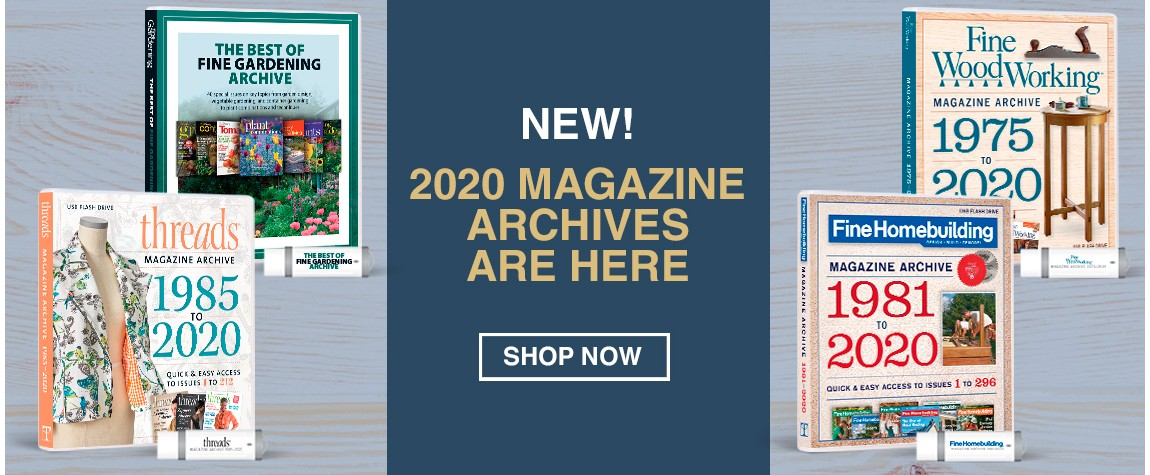 2020 Magazine Archives