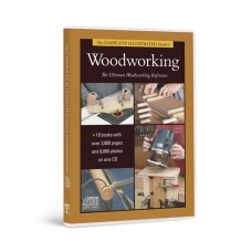 Complete Illustrated Guide to Woodworking CD-ROM Collection