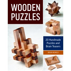 Wooden Puzzles (eBook)