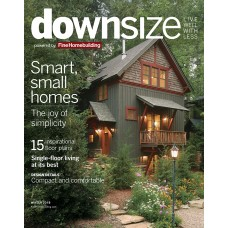 Downsize by The Editors of Fine Homebuilding - Winter 2018 (eBook PDF)