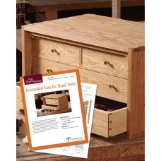 Dovetailed Case for Hand Tools (Digital Plan)