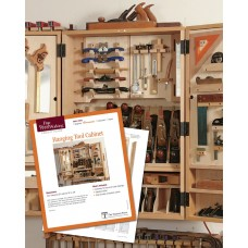 Hanging Tool Cabinet (Digital Plan)
