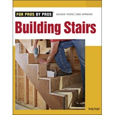 Taunton's For Pros By Pros: Building Stairs (eBook)