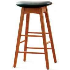 Bar Stool with Upholstered Seat (Digital Plan)