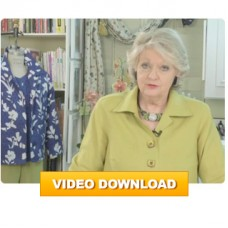 Sewing Essentials: The Versatile Jacket (Video Download)