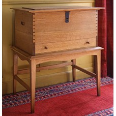 Oak Chest on Stand (Digital Plan)