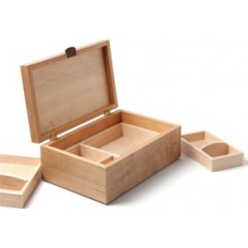 Mitered Box with Trays (Digital Plan)
