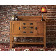 Arts and Crafts Sideboard (Digital Plan)
