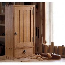 Fine Woodworking's Wall Cabinet Plan (Digital Plan)