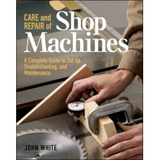 Care and Repair of Shop Machines (eBook)