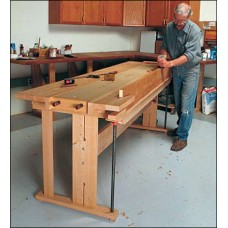 New-Fangled Workbench (Digital Plan)