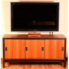 Modern Console for a Large-Screen TV (Digital Plan)