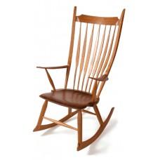 Windsor-Style Rocking Chair (Digital Plan)
