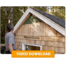 Fine Homebuilding How-To: Build a Shed (Video Download)
