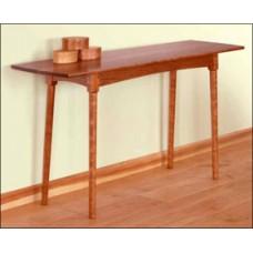 Shaker Hall Table (Digital Plan)