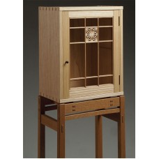 Kumiko Cabinet on Stand (Digital Plan)