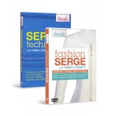 Serger 2-DVD Bundle