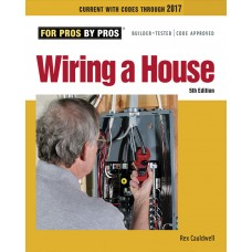 Wiring a House, 5th Edition (eBook)