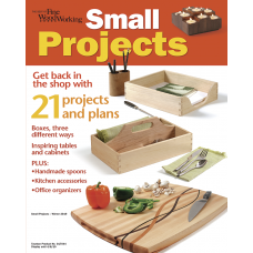 The Best of Fine Woodworking: Small Projects